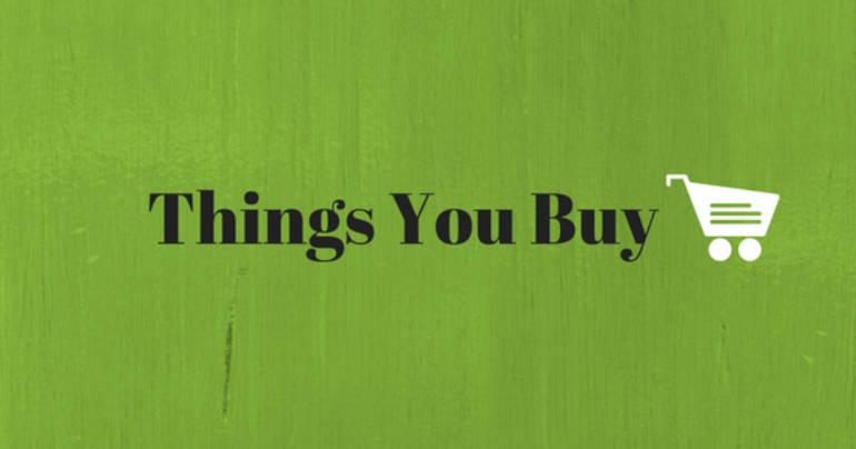 Things You Buy