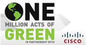 One Million Acts of Green